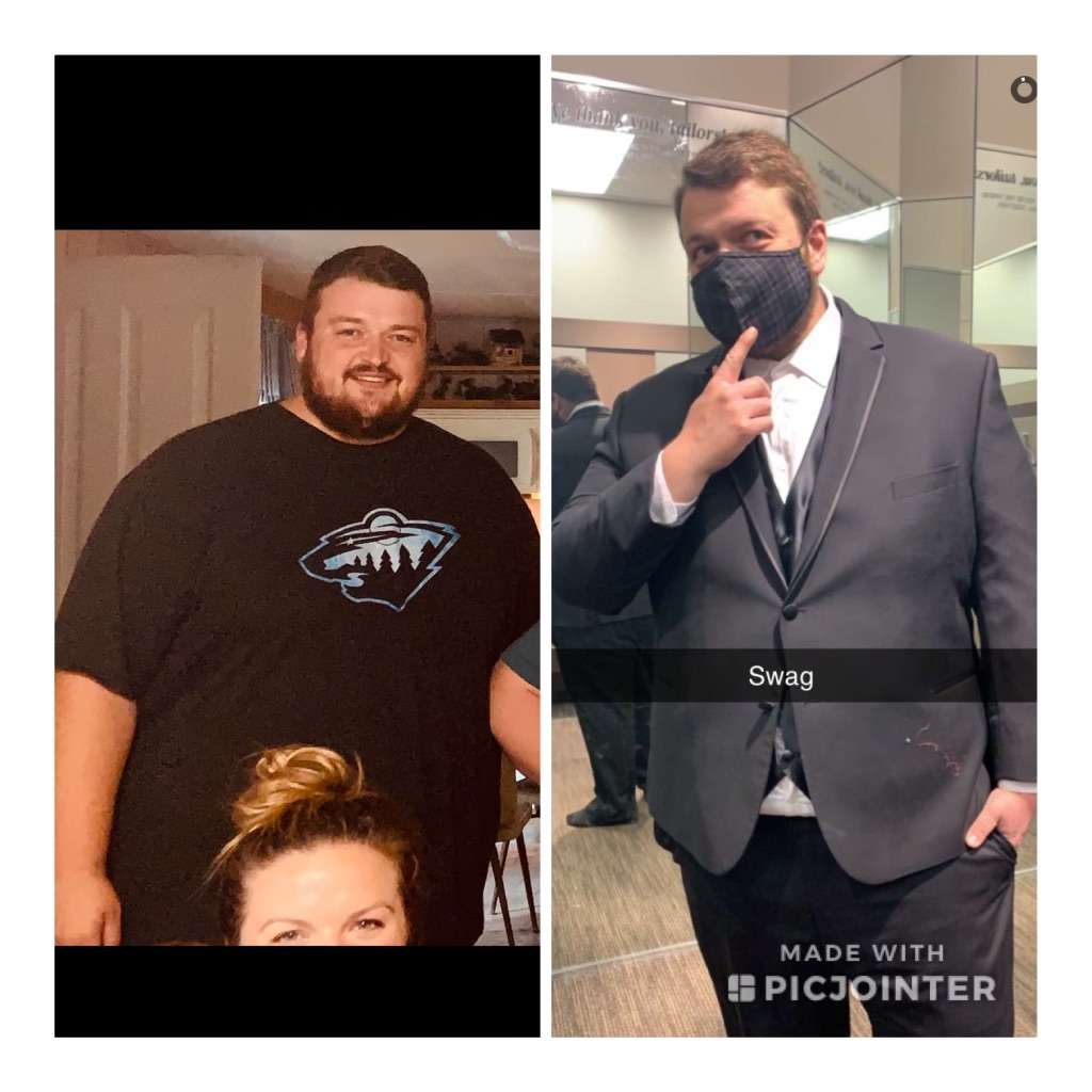 Adam lost over 100 lbs lbs at HealthMax Weight Loss Center of Hudson