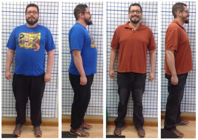 Jeff lost 54.3 lbs at HealthMax Weight Loss Center of Hudson